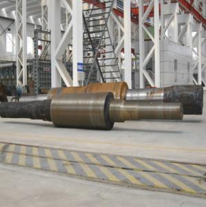 China Custom Heavy Steel Forgings Shafts , Power Station Steam Turbine Rotor on sale