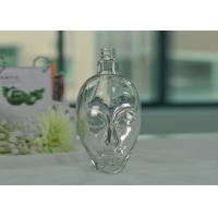 China Skull Glass Luxury Wine Bottle wholesale