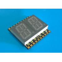 Buy cheap Top quality 0.4 inch dual 2 digits 7 14 segments led numeric display JYS-4022BR-G from wholesalers
