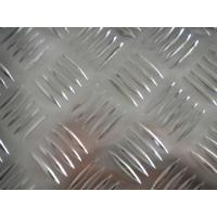 China 3003, 6061 Aluminum Tread Plate diamond, 1 bar ,5 bars tread for Stair tread wholesale