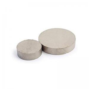 China Grade SmCo5 Samarium Cobalt Disc Magnets For Magnetic Pumps on sale