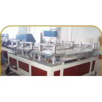 China Twin Screw Plastic Extrusion Machine , WPC Board Production Line wholesale