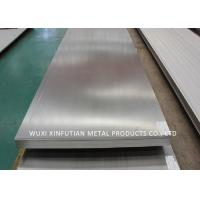 China HL Stainless Steel Plate 316 / Stainless Steel Perforated Sheet 300 Series on sale
