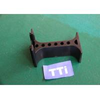 Professional Custom Molded Plastic Parts / Black Injection Molded Parts