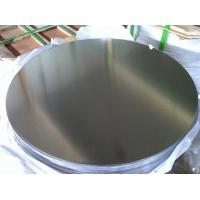 China 0.5 mm to 5 mm Mill Finished non stick  Aluminium Disc of 1050  1100  3003 O - H112 Temper wholesale