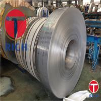 China GB/T24593 12Cr18Ni9 06Cr18Ni11Ti 304 / 316Welded Stainless Steel Tube OD 3-500mm wholesale