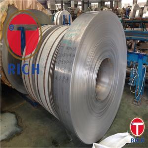 China GB/T24593 12Cr18Ni9 06Cr18Ni11Ti 304 / 316Welded Stainless Steel Tube OD 3-500mm wholesale