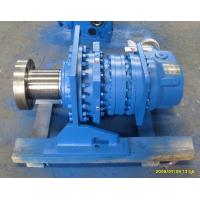 China Mechanical 2 Stage Planetary Gearbox Efficiency With Helical-Bevel Gear wholesale