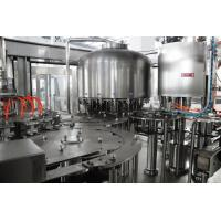 China PET bottle mineral water filling machines bottling line equipment with Plastic Screw Cap wholesale