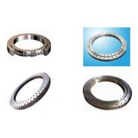 China Single Row Slewing Ring Bearings With Four Point Contact Ball Bearing External Gear wholesale