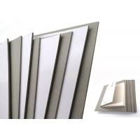 China Rigid Grey Back 3mm Duplex Paper Board Book Cover Gray Paperboard Recyclable on sale