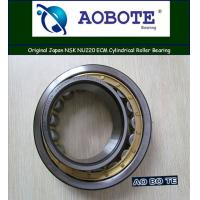 Quality Food & Beverage NSK NU220ECM Cylindrical Roller Bearings With Brass Cage for sale