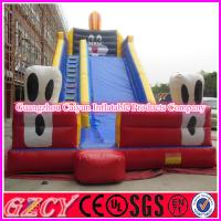 Buy cheap Fashion Giant Inflatable Rabbit Slide from wholesalers