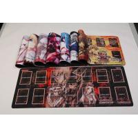 Custom Game Table Rubber Play Mat Neoprene Card Game