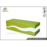 China Easy Carrying Custom Cardboard Boxes Pantone Color For Cosmetics Propolis wholesale