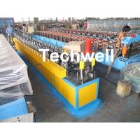 Buy cheap Roof Ceiling Batten Cold Roll Forming Machine With 14 Forming Stations from wholesalers