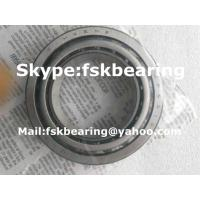 China Flanged JP6049/10B Tapered Roller Bearings Single Row TSF Type wholesale