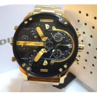 China Wholesale Diesel Original DZ7333 MR DADDY 2.0 Gold Multiple Time Chronograph Mens Watch wholesale