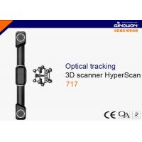 Buy cheap Accuracy Up To 0.02mm Optical Tracking Handheld 3D Laser Scanner / 3D Hand Scanner from wholesalers
