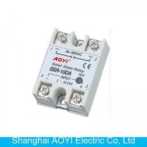 China SSR single phase solid state relay SSR-10 DA SSR-25DA wholesale