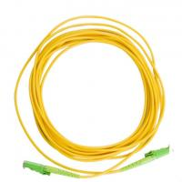 China E2000 Network Patch Cord Optical fiber patch cord Pigtail Yellow orange Aqua wholesale