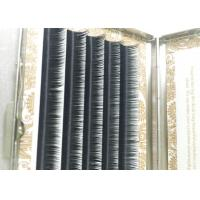 China Everlasting Curve Authentic Siberian Real Eyelash Extensions , Mink Fur Eyelash wholesale