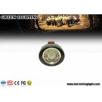China High quality 152g OEM GL2.5-A 13000LUX High Brightness Anti-explosive Miner headlamp with 2.8Ah Li battery wholesale