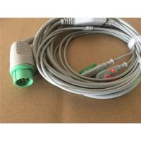 Buy cheap Biolight 3lead ECG Cable for biolight m7000/m9000/m9500 from wholesalers