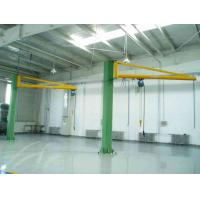 China Workstations Jib Cranes Designed for Marine Loading / Building Maintenance wholesale