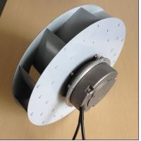 China Electric Power EC Industrial Centrifugal Blower With External Rotor Motor wholesale