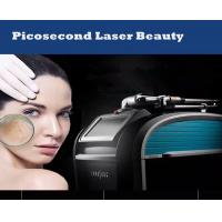 Quality Picosure Tattoo Removal Salon Beauty Machine Q Switched Nd Yag Laser 1064nm for sale