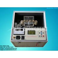China Series IIJ-II BDV Tester for Insulating Oil on sale