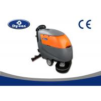 China Dycon Automatic Self Propelled Floor Dryer Machine With Solution Level Checking Hose wholesale