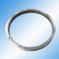China Cement Milling 4140 Gear Ring Rolled Forging ASTM / ASME , Alloy Steel Forging wholesale