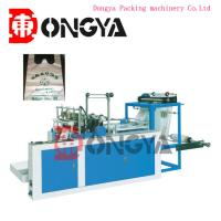 China Plastic Bag Manufacturing Equipment , Plastic Bag Production Line High Output wholesale