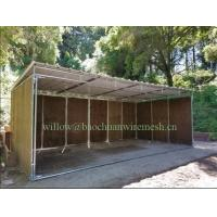 Buy cheap Animals Livestock Fence Panels / Horse Shelter Hot Dip Galvanized from wholesalers