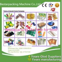 China Cracker biscuit sealing machine wholesale