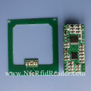 China Network Security Contactless Smart Card Reader SLI TI2k UART 3V / 5V wholesale