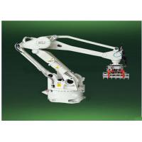 China Automatic Robot Palletizer Option Machine With Versatile Arms wholesale