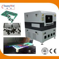 China 10W UV Optowave Laser PCB Separator Machine For Non Contact Depaneling wholesale