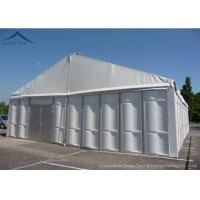 China Wind Resistant Custom Event Tents Solid Wall For Outdoor Activities wholesale