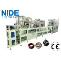 China Electric Motor Stator Winding Machine High Efficiency Suitable for Fan Motor Stator Production wholesale