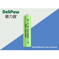 Professional 1.2 V Rechargeable Battery , 1000mAh Aaa Rechargeable Batteries