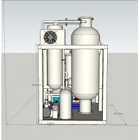China Multi Stage Emulsified Turbine Oil Purifier OilCleaning Water Removal System wholesale