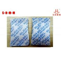 China Moisture - Proof Silica Desiccant Packs With Different Weight Per Pouch wholesale