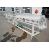 China Automatic Plastic Pipe Extrusion Line For PP-R Cool / Hot Water Pipe wholesale