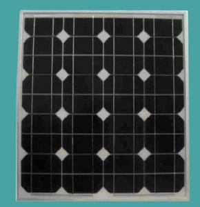 China Monocrystalline solar module 40W wholesale