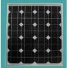Buy cheap Monocrystalline solar module 40W from wholesalers