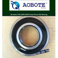 China High Precision FAG 6208-2RSR Ball Bearings Single Row ABEC-4 wholesale