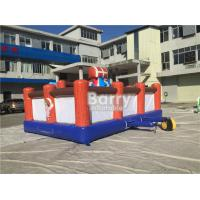 Buy cheap Amusement Park Commercial Mega Inflatable Toddler Playground With Digital from wholesalers